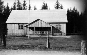 Bygdegården i Källhult.